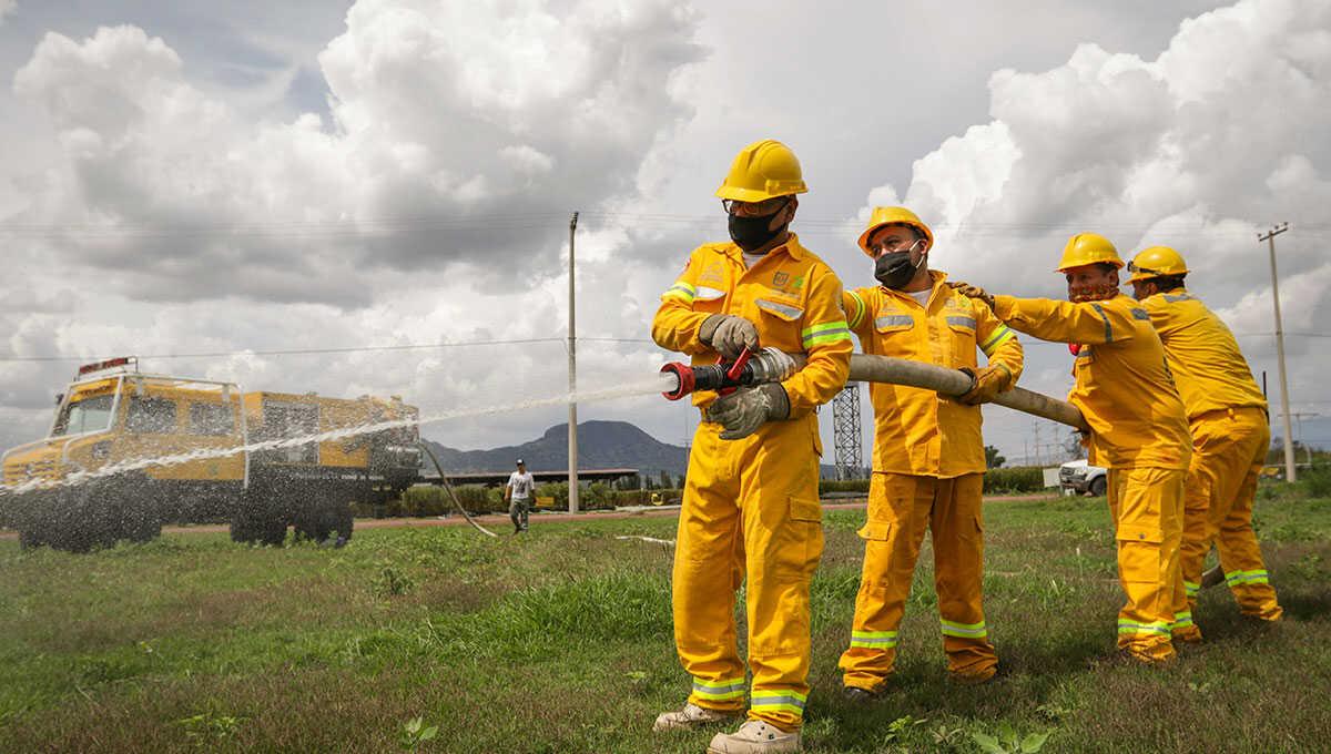 #QuédateEnCasa redujo 49% incendios en áreas de reserva | La Crónica de Hoy