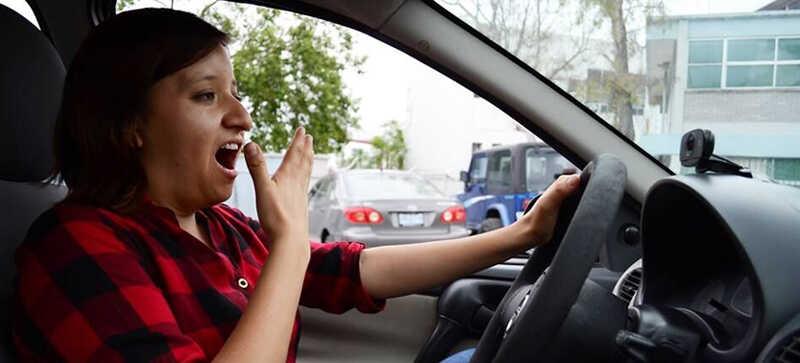 Falta de sueño, responsable de 30% de los accidentes automovilísticos | La Crónica de Hoy