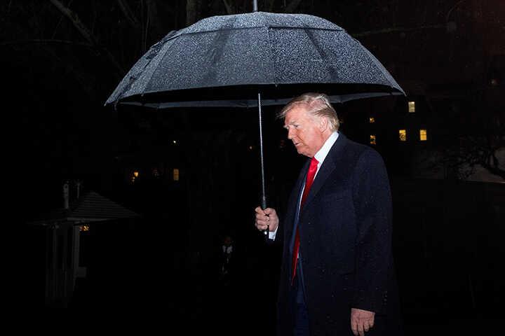Trump irá a juicio político por abuso de poder y obstrucción   La Crónica de Hoy