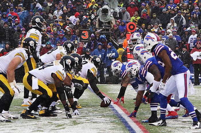 Acereros y Bills lucharán por el comodín de la AFC   La Crónica de Hoy
