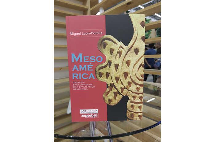 Presentan Mesoamérica. Grandes…, uno de los últimos libros de León-Portilla   La Crónica de Hoy